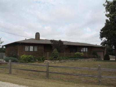Dickinson County Single Family Home For Sale: 863 Hwy 15