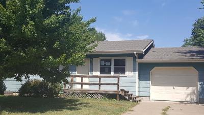 Abilene Single Family Home For Sale: 805 North Vine