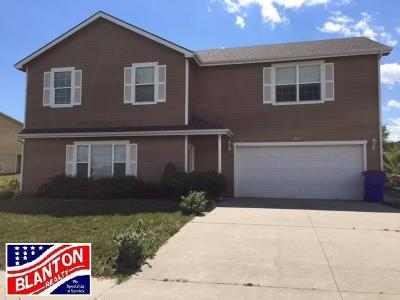 Junction City Single Family Home For Sale: 1912 Ehlers Court