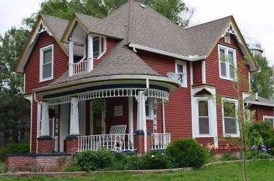 Herington Single Family Home For Sale: 602 North D Street