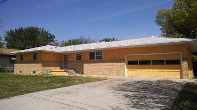 Junction City Single Family Home For Sale: 842 Skyline Drive