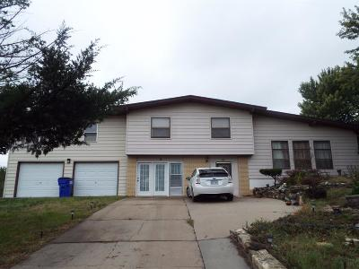 Junction City Single Family Home For Sale: 636 South Garfield
