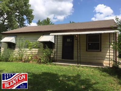 Junction City Single Family Home For Sale: 112 Flint Street