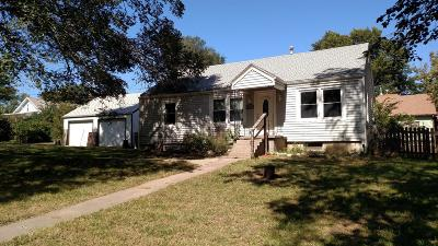 Wakefield Single Family Home For Sale: 602 8th Street