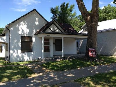 Junction City Single Family Home For Sale: 908 North Jefferson
