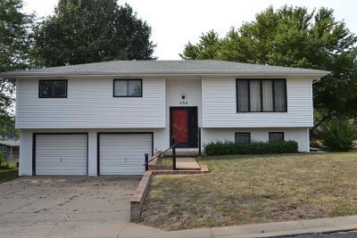 Abilene Single Family Home For Sale: 502 Charles Road
