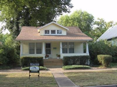 Abilene Single Family Home For Sale: 507 Northwest 6th