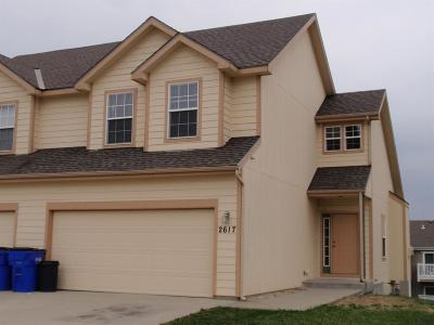 Junction City Single Family Home For Sale: 2617 Kathie Drive