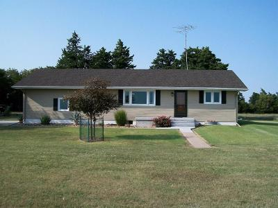 Olmitz KS Single Family Home Sale Pending: $162,500