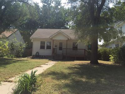 Junction City Single Family Home For Sale: 219 West Walnut Street West