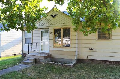 Herington Single Family Home For Sale: 514 South D Street