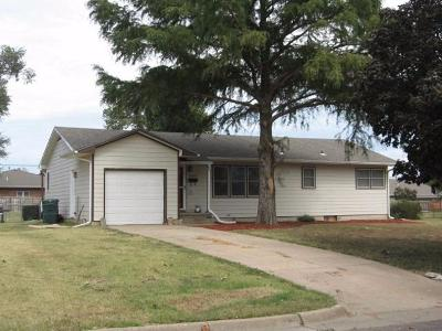 Abilene Single Family Home For Sale: 1400 Northwest 4th Street