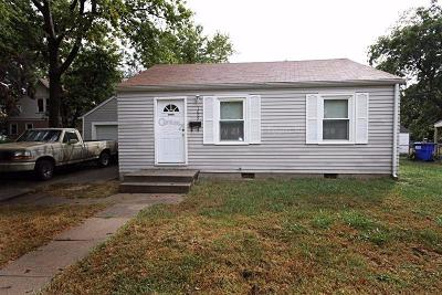 Junction City Single Family Home For Sale: 1609 Patton