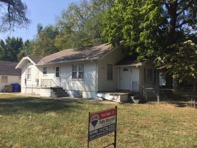 Junction City Single Family Home For Sale: 903 West 5th