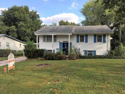 Junction City Single Family Home For Sale: 1215 Westwood Boulevard