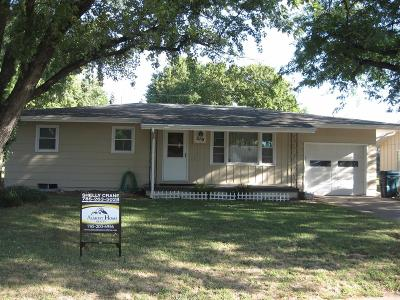 Abilene Single Family Home For Sale: 210 Hilltop