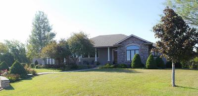 Abilene Single Family Home For Sale: 664 2700 Avenue