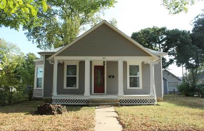Junction City Single Family Home For Sale: 519 West 8th Street