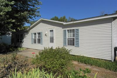 Junction City Single Family Home For Sale: 510 East Grandview Drive