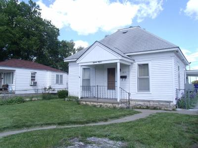 Junction City Single Family Home For Sale: 1815 North Jefferson Street