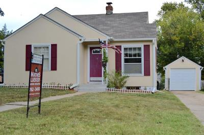 Junction City Single Family Home For Sale: 430 West Vine Street