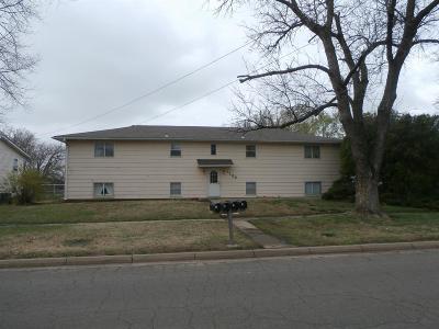 Abilene Multi Family Home For Sale: 1108 North Walnut