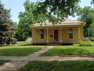 Junction City Single Family Home For Sale: 505 West 8th