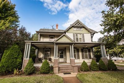 Abilene Single Family Home For Sale: 202 North Vine Street