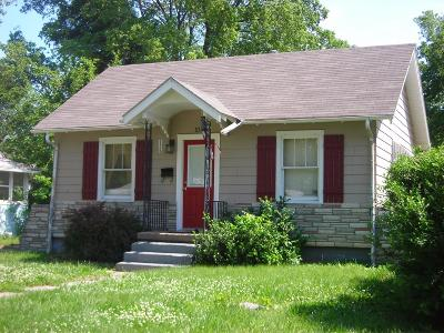 Junction City Single Family Home For Sale: 837 West 7th