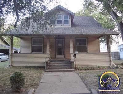 Abilene Single Family Home For Sale: 216 Northeast 4th Street