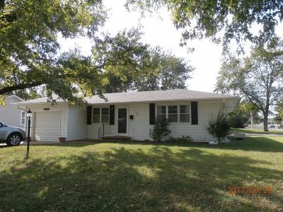 Abilene Single Family Home For Sale: 308 North Monroe Street