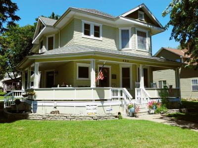 Junction City Single Family Home For Sale: 424 South Adams Street