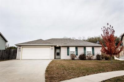 Junction City Single Family Home For Sale: 2428 Fox Sparrow Court
