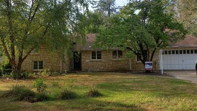 Junction City Single Family Home For Sale: 639 West Chestnut