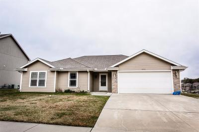 Junction City Single Family Home For Sale: 2331 Buckshot Drive