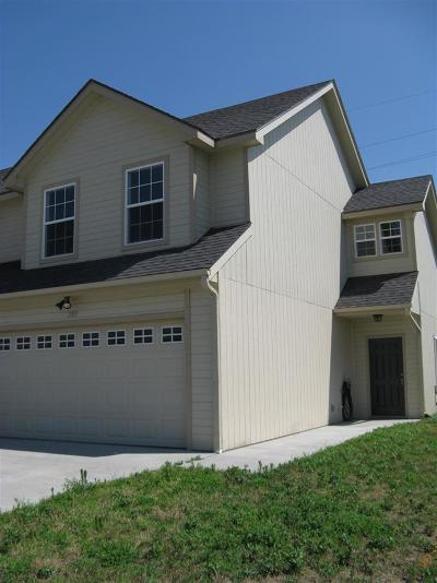 Junction City Single Family Home For Sale: 2817 Elm Creek Drive