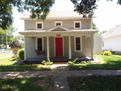 Abilene Single Family Home For Sale: 815 North Kuney Street