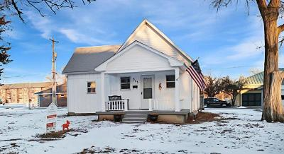Abilene Single Family Home For Sale: 513 North Spruce Street