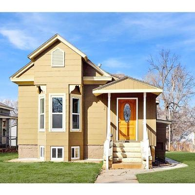 Junction City Single Family Home For Sale: 526 West 2nd Street