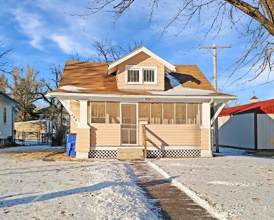 Junction City Single Family Home For Sale: 224 West Pine Street