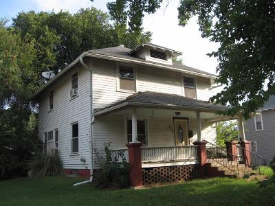 Abilene Single Family Home For Sale: 315 Northeast 6th Street