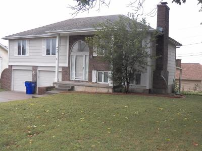 Junction City Single Family Home For Sale: 403 Arapahoe Court