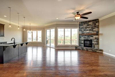 Manhattan Single Family Home For Sale: 4523 Lamonte Drive