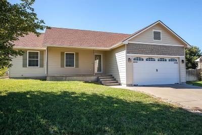 Chapman Single Family Home For Sale: 1109 Leprechaun Drive
