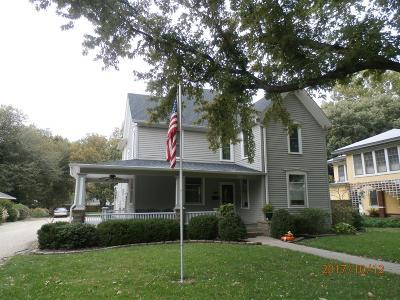 Abilene Single Family Home For Sale: 308 North Vine