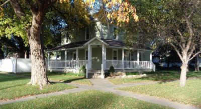 Ellinwood KS Single Family Home For Sale: $139,900