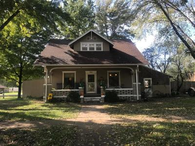 Solomon Single Family Home For Sale: 303 North Chestnut