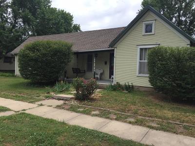 Abilene Single Family Home For Sale: 400 Northeast 5th