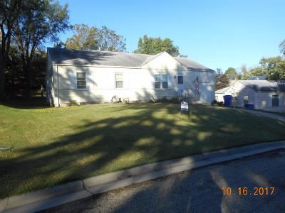 Junction City Single Family Home For Sale: 110 Parkview Drive
