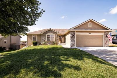 Junction City Single Family Home For Sale: 1404 Hickory Lane